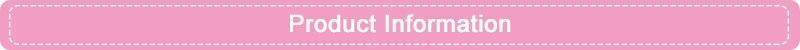 porudct information