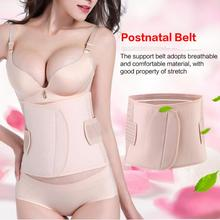 Women Slim Waist Postnatal Bandage Maternity Postpartum Corset Belt Waist Belly Recovery Band for Post Pregnancy Body Shapewear