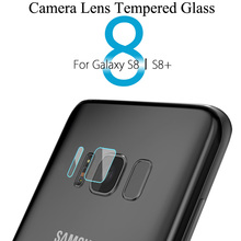 Screen Protector Tempered Glass Back Len + Flash Film For Samsung Galaxy S8 S8 Plus S7 edge Note FE 7 5 Rear Camera Lens Glass