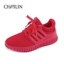 Hot New Arrival Women Height Increasing Mesh Breathable Shoes Casual Women Fashion Shoe Female Solid Lace-up Spring Shoes 9630