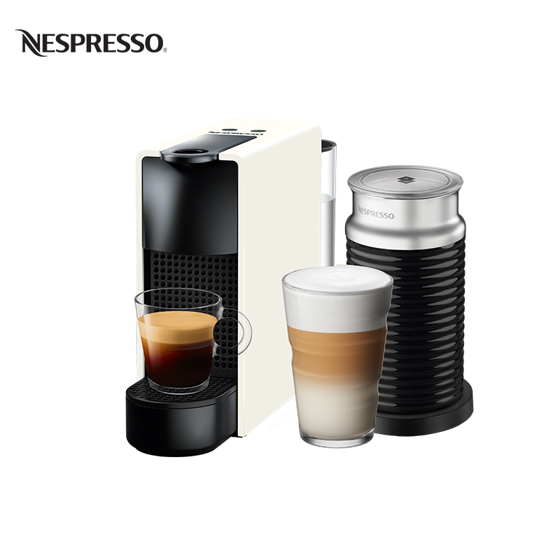 Coffee Maker Nespresso Essenza Mini Bundle C30