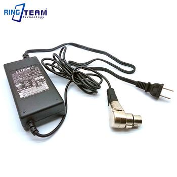 12V Adapter zasilacza AC 4 piny złącze XLR do kamer kamery monitory laptopy notebooki CCTV tanie i dobre opinie RingTeam Przełączania 12 v Podłącz