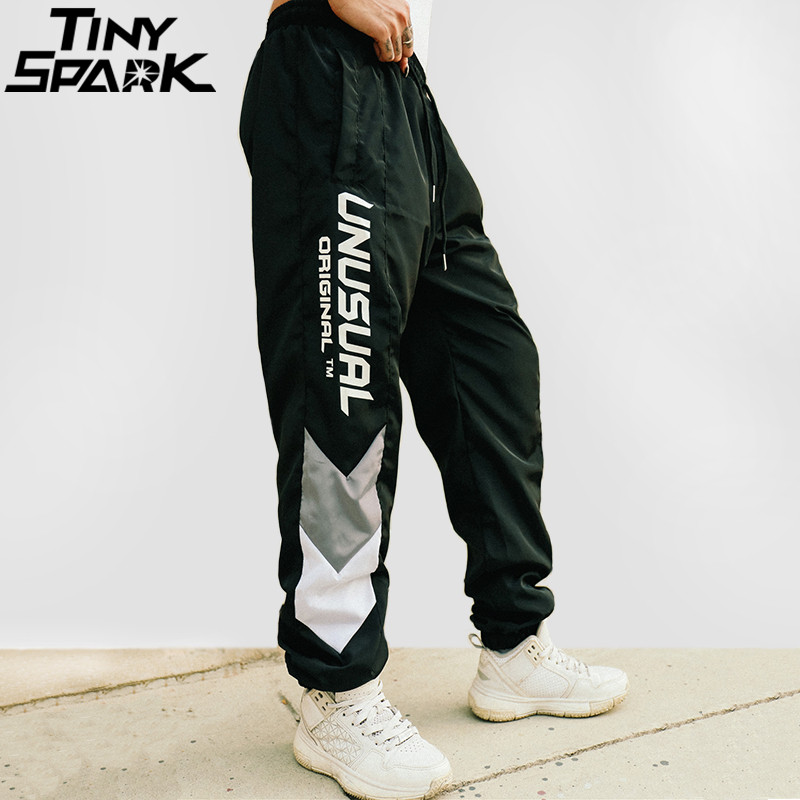 Skateboarding Pants 2019 Summer Joggers Hip Hip Pant Star Print Men Sweatpant Streetwear Fashion Casual Track Pants Sweat Trousers Chinese Style
