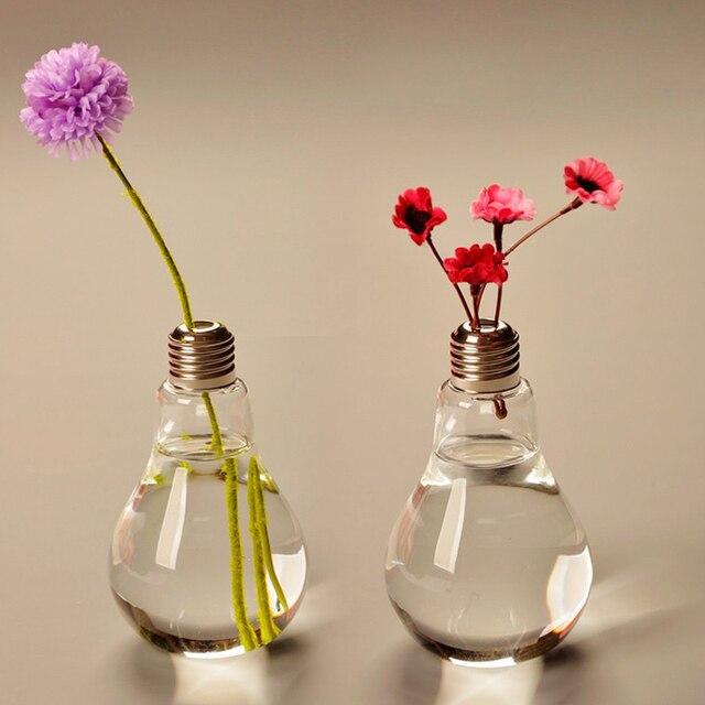 Бесплатная Доставка подвесной стеклянный свет пузырь круглые горшки цветочные вазы террариум свадебные украшения 013