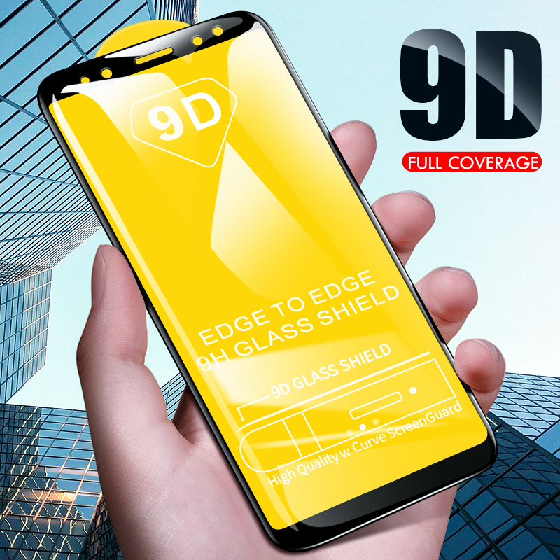 ZNP 9D Protective Glass For Xiaomi Redmi 4X Note 6 5 5A Screen Protecto