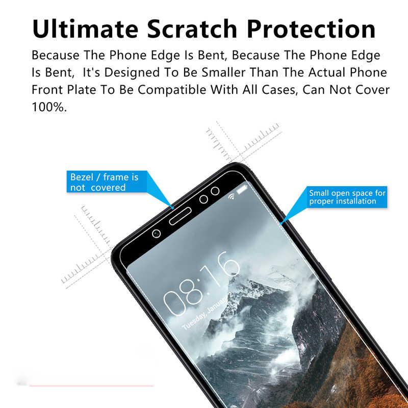9H vidrio templado para Xiaomi mi 9 SE 8 Lite A1 película de vidrio protectores de pantalla para Xiomi mi A1 A2 Lite 5X6X5 6 Vidrio Templado