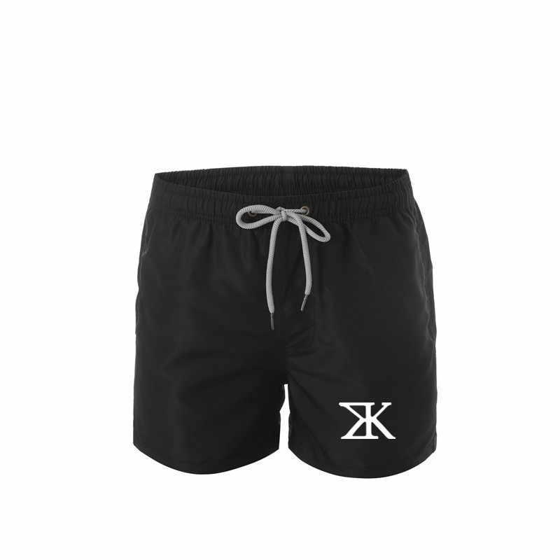 Новые популярные мужские брендовые купальные костюмы, мужские плавки, мужские трусы, пляжные шорты, спортивные пляжные шорты для серфинга, мужские плавательные трусы