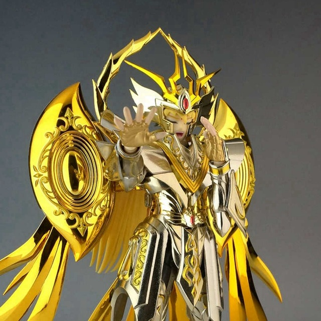 EX God Vigro Shaka Saint Seiya metal armor Myth Cloth Gold Ex Action Figure