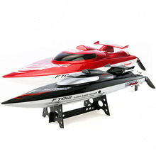 FT012 Upgraded FT009 with Brushless Motor 4CH Water Cooling High Speed Racing RC Boat RTR 2.4GHz