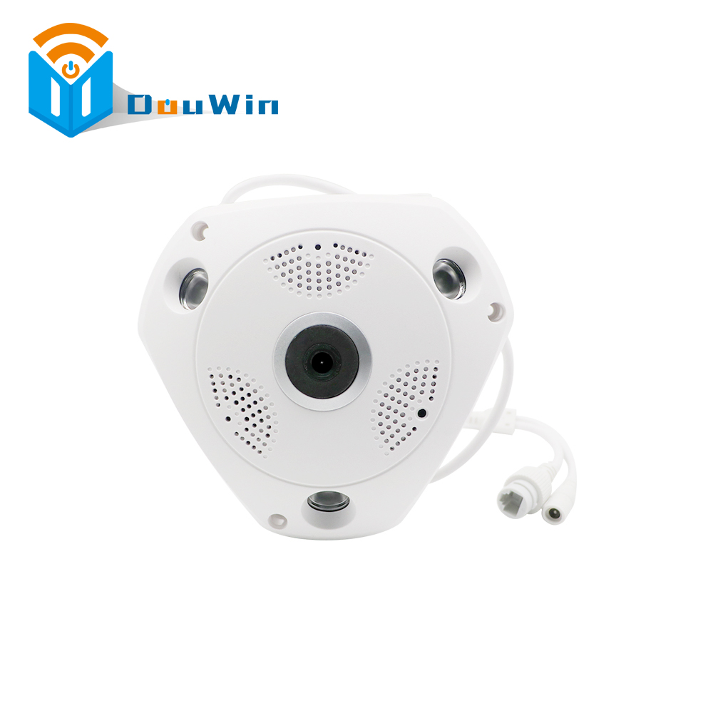 960P IP Camera Panoramic HD Full Fisheye ONVIF IR wifi Wireless 1.3MP P2P Home security Night version surveillance Baby Monitor wifi ip camera 960p hd ptz wireless security network surveillance camera wifi p2p ir night vision 2 way audio baby monitor onvif