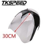Black 5 3 4 Cafe Racer Headlight Fairing For Harley Sportster 883 1200 Dyna