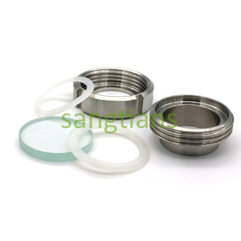 "3 1/2"" SS304 89MM  stainless steel male,  stainless liner stainless steel  union,Welded union,Union Joint stainless,round nut"