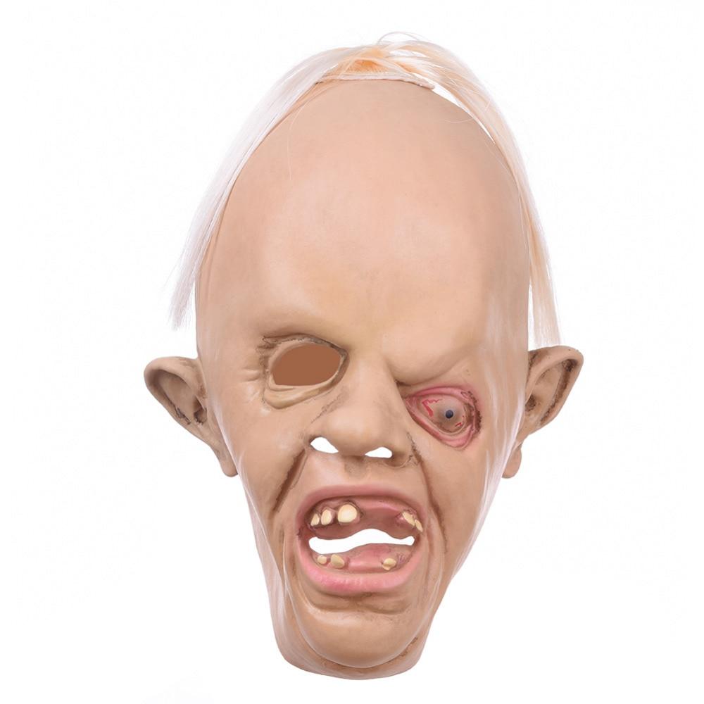 Novelty Latex Rubber Creepy Scary Ugly Baby Head The Goonies Sloth ...