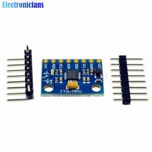 1Set IIC I2C GY-521 MPU-6050 MPU6050 3 Achse Analog Gyroskop Sensoren + 3 Achsen Beschleunigungssensor-modul Für Arduino Mit pins 3-5V DC
