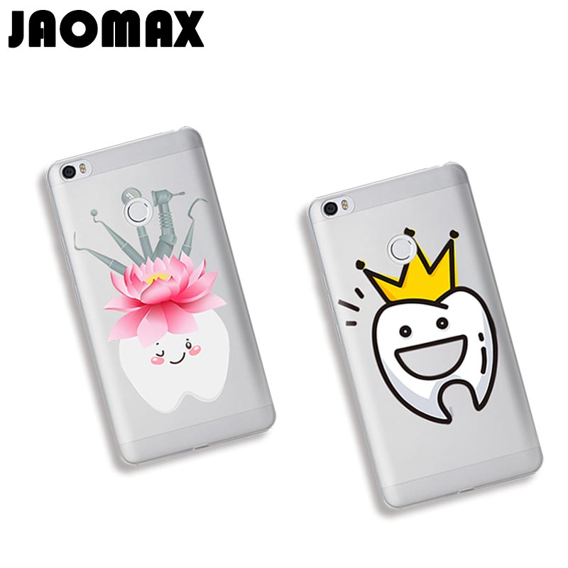 Cellphones & Telecommunications Discreet Jaomax Cute Love Queen Doctor Tooth Phone Case For Xiaomi Redmi 4 3 3s Note 3 Note 2 Note 2 Pro Transparent Silicone Back Cover New Varieties Are Introduced One After Another Half-wrapped Case