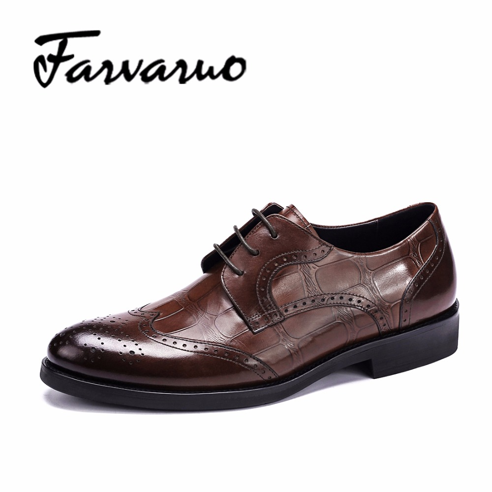 Spring Breathable Brand Men Casual Shoes Genuine Leather Business Oxford High Quality Dress Shoe for Mens Wedding Italy 2017 Hot top quality crocodile grain black oxfords mens dress shoes genuine leather business shoes mens formal wedding shoes