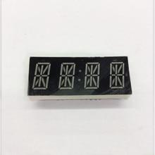 0,54 дюймовый 4 разрядный красный 16 сегментный светодиодный дисплей 5441AS