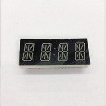 0.54 inch 4 digitsสีแดง16ส่วนจอแสดงผลled 5441AS