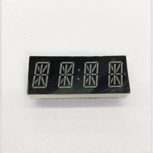 0.54inch 4digits red 16 segment led display 5441AS