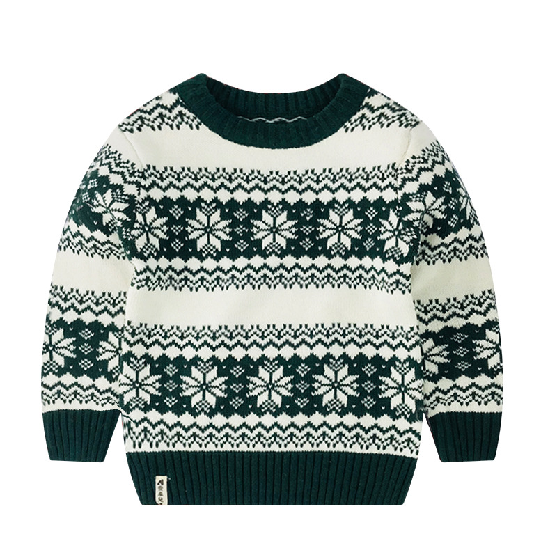 c8277e9372f6 girls boys sweaters baby christmas sweater autumn 2018 boy winter ...