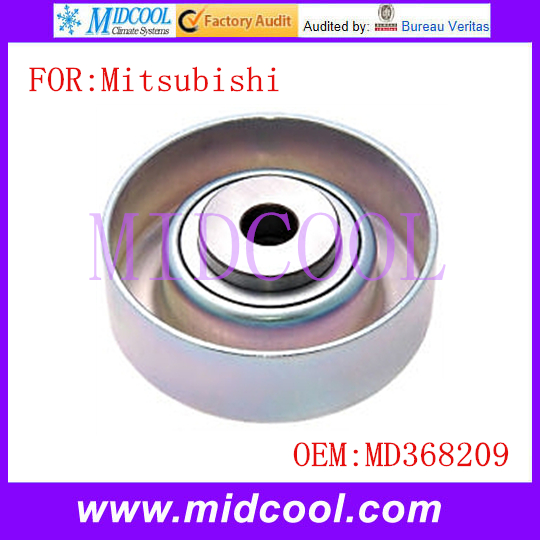 New Belt Tensioner Idler Pulley use OE No. MD368209 for Mitsubishi Eclipse Galant Lancer