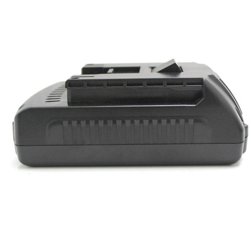 6000mAh 18V Lithium Rechargeable Battery for Bosch Cordless Drill BAT619G BAT609 BAT618 BAT621 BAT622 With Import Cells 18v lithium ion 5000mah tools battery for bosch bat609 bat618 2607336169 bat618g bat609 with led power light