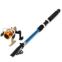 2.1/2.4/2.7m Carbon Ocean Rock Fishing Rod Pole and Reel /lot Lure Bait Fishing Reel Spinning Reel Fishing Tackle Accessory Tool