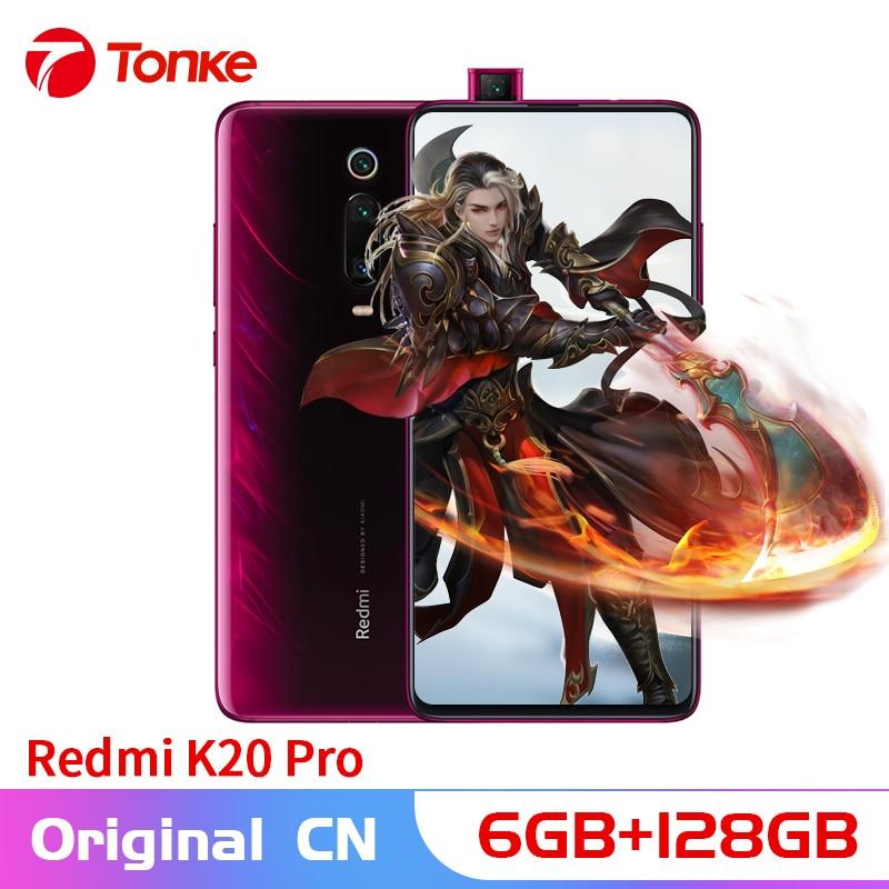 Rom originale Xiaomi Redmi K20 Pro 6GB RAM 128GB ROM Snapdragon 855 Octa Core 6.39