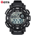 O.T.S Men's 7000G Waterproof Digital Watch Hiking Outdoors Sports Watch