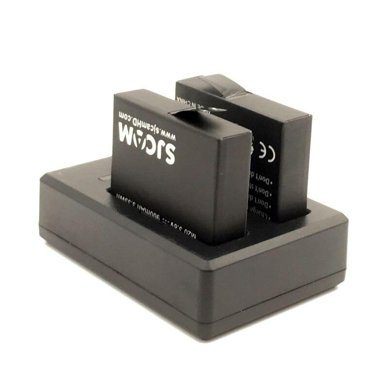 SJCAM M20 2PCS punjive litij-ionske baterije + 1kom punjive baterije - Kamera i foto - Foto 3