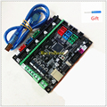 MKS GEN L V1.0 3D printer shield control panel mainboard diy starter kit support a4988 8825 tmc2100 lv8729 tb6600 dual extruder