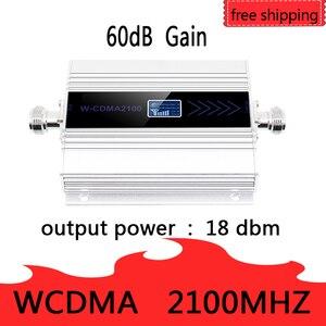 Image 3 - バンド 1 3 グラム Ripetitore 2100 リピータ液晶 WCDMA 2100 モバイル信号ブースター信号ブースター/アンプ携帯電話アンプ