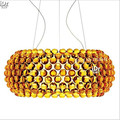 Custom factory engineering lamps Club Villa Restaurant Crystal Light creative home  Pendant Lights  Rmy-0353