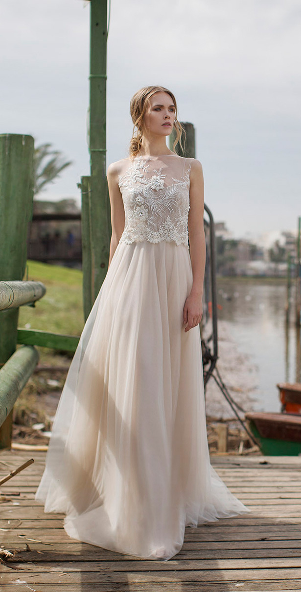 Bohemian style dresses wedding dress blog edin for Bohemian white wedding dress