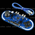 ATmega32U4 Microcontroller Game Programming Module Board for Arduino Esplora With Onboard Sound and Light Outputs