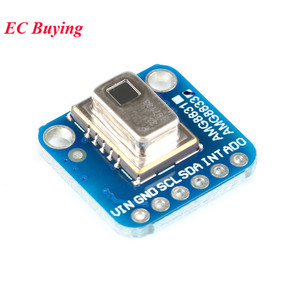 Image 3 - AMG8833 IR 8*8 אינפרא אדום חיישן מצלמה מודול תרמית Imager מערך טמפרטורת חיישן מודול IIC I2C 3 5V עבור Arduino