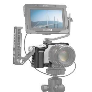 Image 5 - Petite Cage A5000 pour Sony A5000/A5100 Cage en alliage daluminium pour monter le Kit dextension à dégagement rapide du trépied 2226