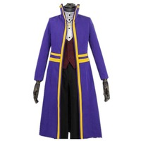 2019 Anime Angels of Death Abraham Gray Gorgeous Cosplay Costume