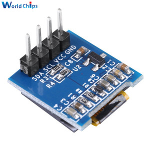 """Image 2 - diymore White 0.49 inch OLED Display Module 64x32 SSD1306 0.49"""" Screen I2C IIC Super Bright for Arduino AVR STM32"""