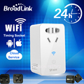 Broadlink sp mini/sp mini3, Wifi inalámbrico Inteligente Enchufe Zócalo de Sincronización, Interruptor de Control de APP, Domótica inteligente por IOS Android