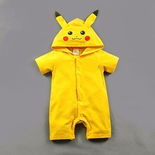 181b76f58e6e Buy baby pikachu onesie and get free shipping on AliExpress.com