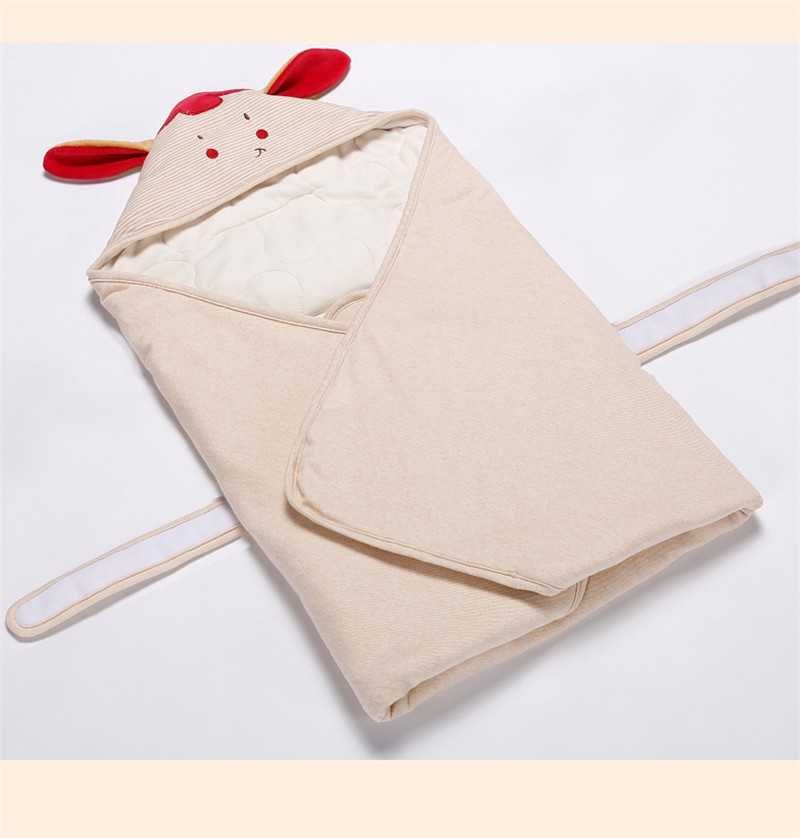 Baby Wrapped Blanket Warm Care (25)