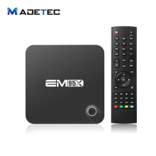 EM95X Android 6.0 TV Box Amlogic S905X Quad Core 64bit 2GB/16GB Mini PC KODI16.0 XBMC UHD 4K HDMI WiFi Bluetooth 4.0 VB80