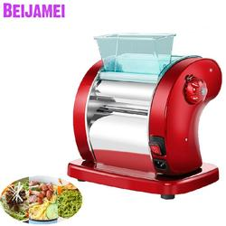Beijamei Hot sale electric noodle making machine, small pasta maker, noodle cut machine, noodle machine for home use