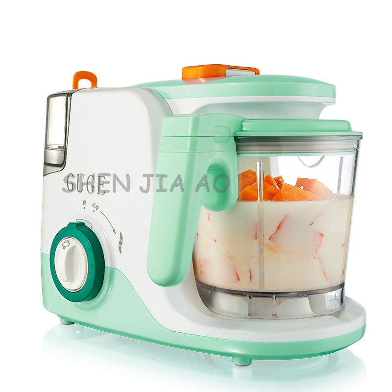 Home multi-functional food supplement machine G6F intelligent hot baby food supplement mixer 220V 1000g 98% fish collagen powder high purity for functional food