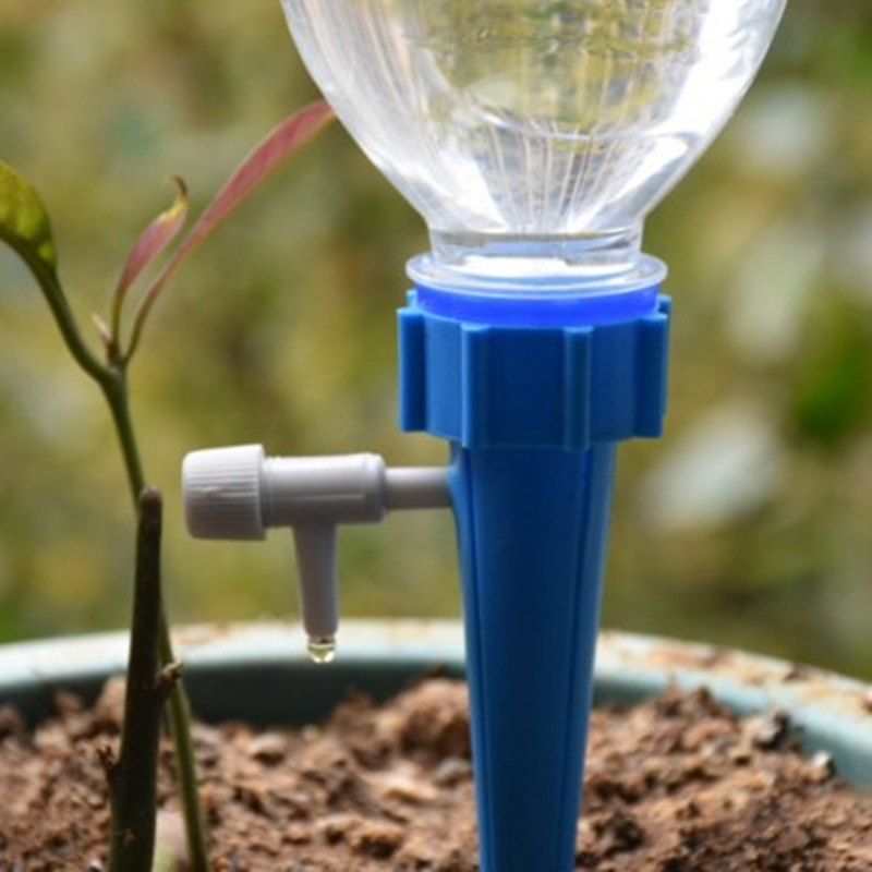 Drip-Irrigation-System Bottle Watering-Plant Flower Drinking-Water Automatic Indoor Family