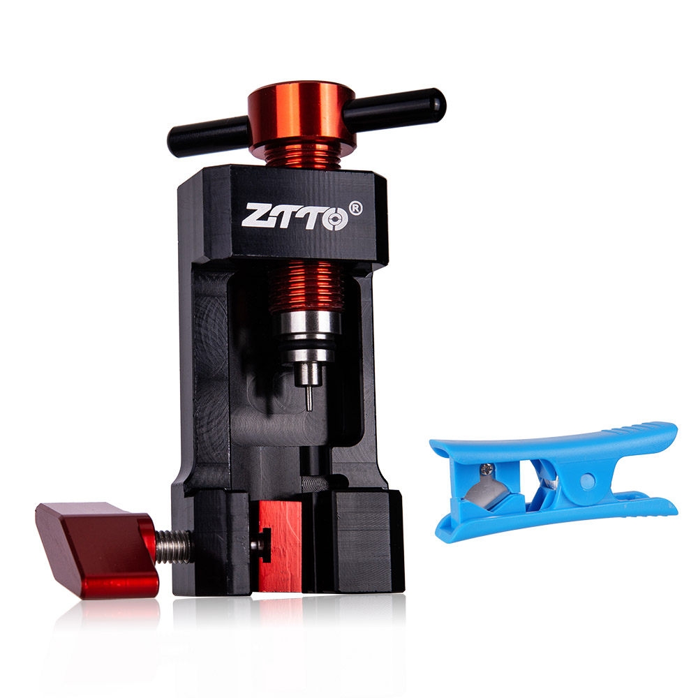 ZTTO Bicycle Needle Tool Disc Brake Hose Cutter Connector Insert for MTB