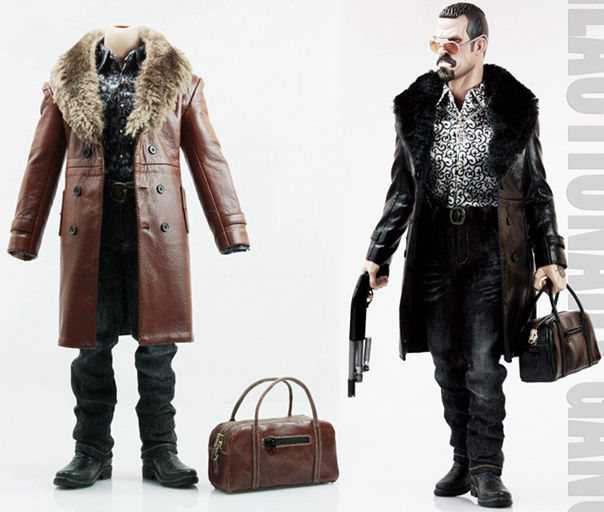 1/6 scale figure doll clothes male Mafia leather suit for 12 Action figure doll accessories not include doll and other No1830 1 6 scale figure doll clothes male suit for 12 action figure doll accessories not include doll and other accessories no2185
