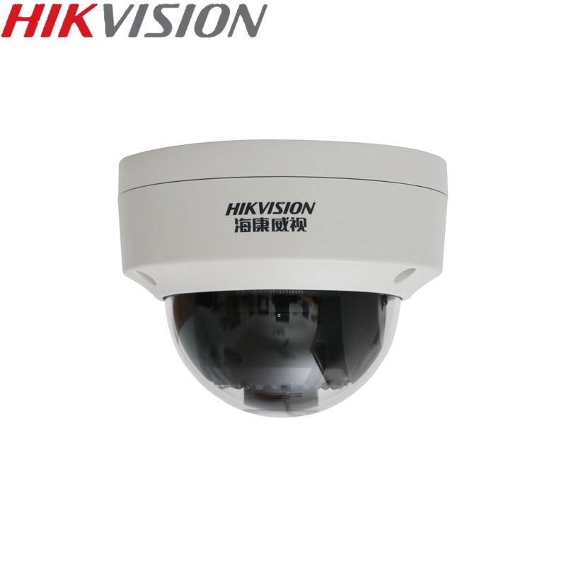 HIKVISION DS-2CD2135FWD-IS Version anglaise 3MP H.265 tourelle IP caméra prise en charge EZVIZ PoE Audio IR 30M étanche contrôle Mobile