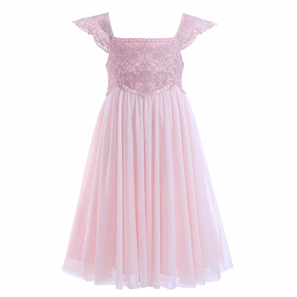 ФОТО Beautiful A-line Lace Appliques Cap Sleeves Long Holy Communion Infant Girls Dresses Cap Sleeves Kids Pageant Dresses 2-12 Year